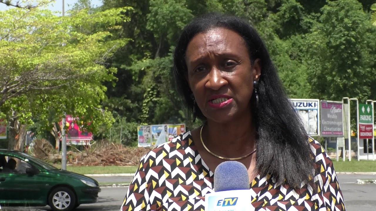Après 17 ans d'absence Jocelyne Virolan veut être maire du Gosier