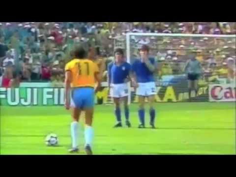 Italia Brasile 1982 Youtube