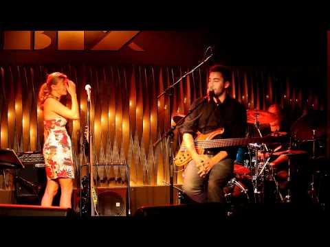 """""""Summerrain"""" - Susanne Gmelch & Friends @ the BIX Jazzclub Stuttgart - watch in FullScreen mode"""