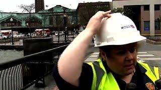 NJ Transit: 100+ Injured in Hoboken Train Crash