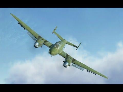 IL-2:Battle of Stalingrad.  Pe-2, The Dive Bomber.