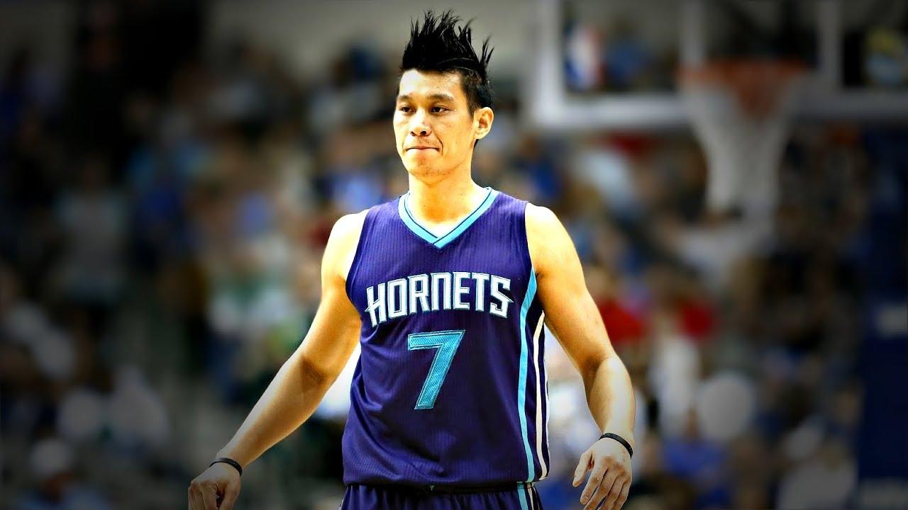 Jeremy Lin Highlights-2015.11.11 Charlotte Hornets vs New ...