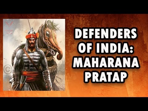 Maharana Pratap - Defenders Of India
