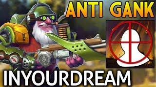 Inyourdream Dota 2 [Sniper] Anti-Gank with Shrapnel