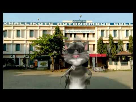 Talking tom odia song