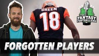 Fantasy Football 2019 - Forgotten Players + GRONK'S Smashing Career - #703