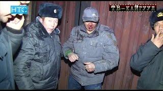 TV Kaiguul #85 / Көк-Жар: таксисттер милиция кызматкерин сабап салышты / 06.12.16 / НТС