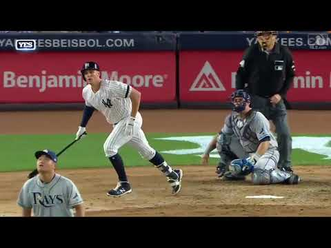 Greg Bird 2017 Home Runs