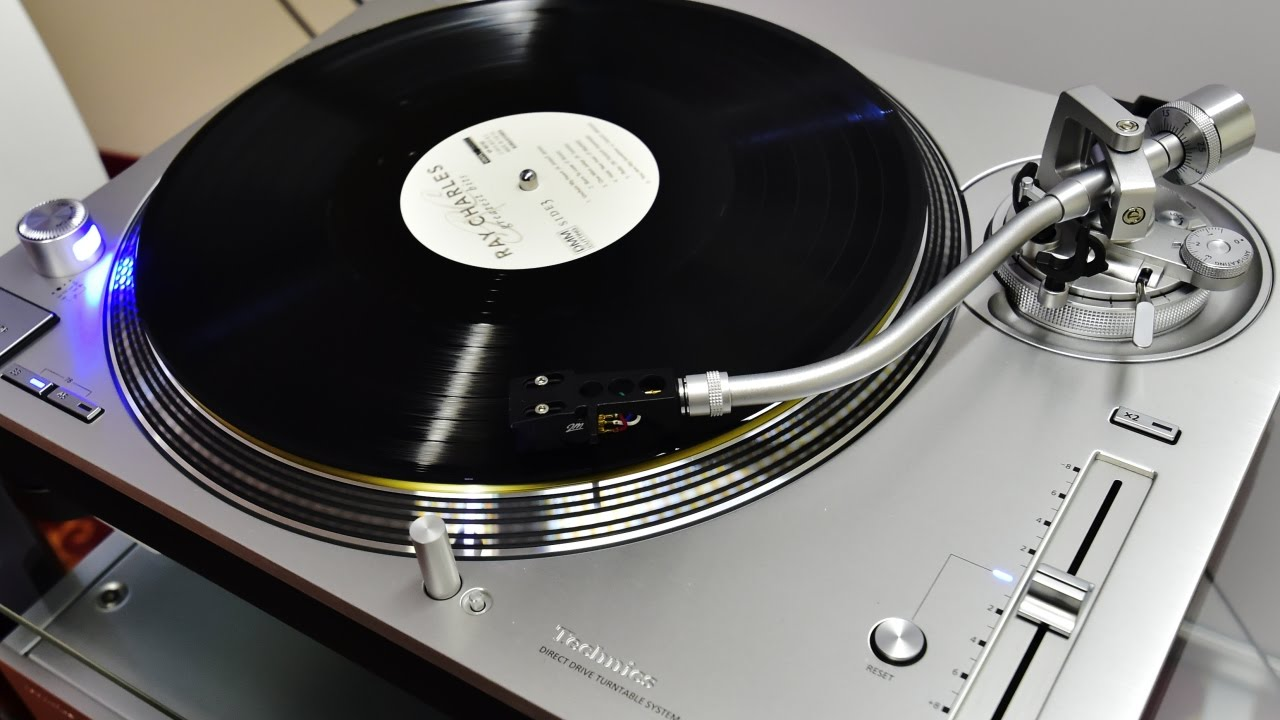 technics sl 1200g direct drive turntable youtube. Black Bedroom Furniture Sets. Home Design Ideas