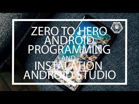 Zero to Hero Android Programming and Tutorial Instalation Android Studio thumbnail