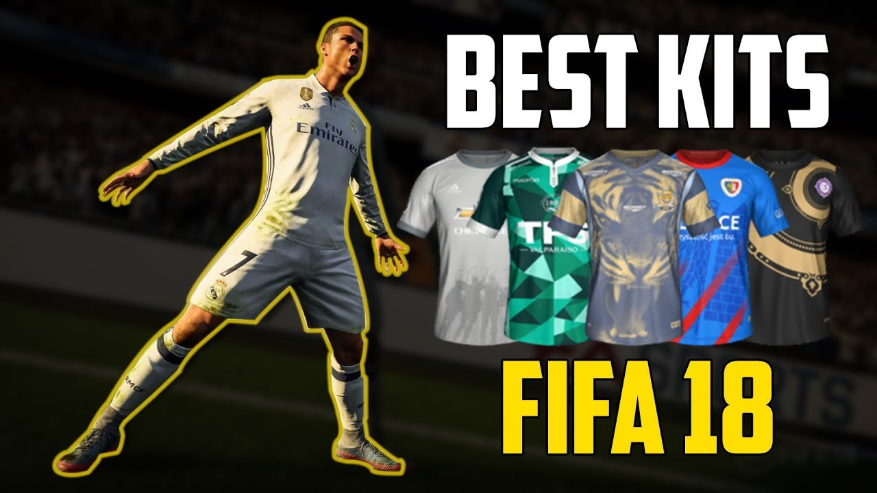 0a6ea634b The Best Kits in FIFA 18 - YouTube