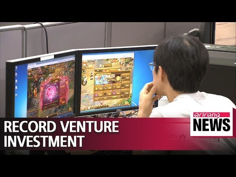 Venture investment hits record high in first quarter