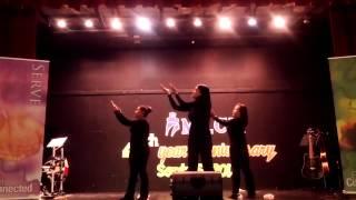 Great light of the World Dance