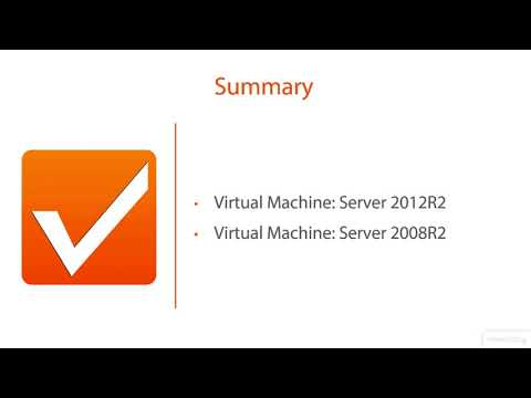 Ethical Hacking 15 Windows Server VMs Summary