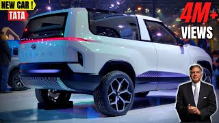 💎 Salute To Mr. Ratan Tata For 5 New Upcoming Tata Electric Car in India 🔥 Tata electric Suvs