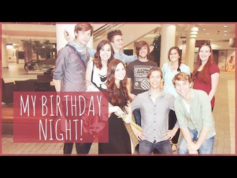 My Birthday Night! ❤ Starbucks, Little Tokyo, Dinner + Karaoke!