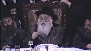 Viznitzer Rebbe Yeshuos Moshe zt
