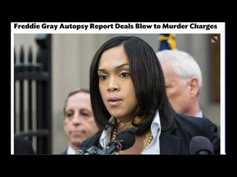 The Death Of Freddie Gray and Police Trial