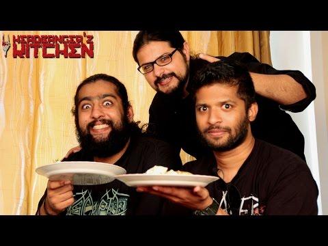 Devoid (India) Bonus Interview Footage + Bloopers | Headbanger's Kitcen