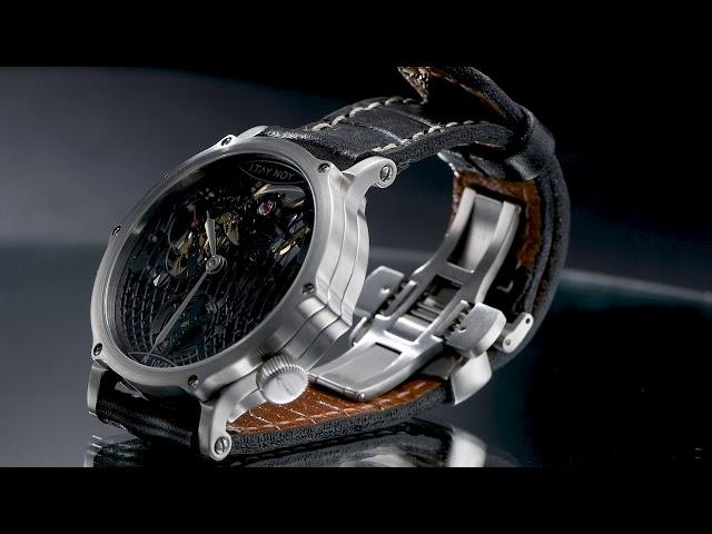 איתי נוי, מעצב שעונים-צילום ועריכה אריה אביץ  WWW.AVITZ.CO.IL