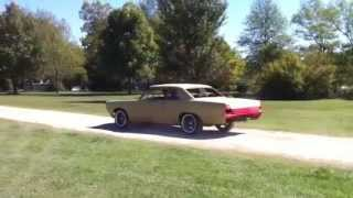 1965 GTO 389 4-speed