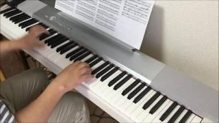 【ピアノカバー】ナイト・オブ・ナイツ/東方Project(ビートまりおアレンジ)を弾いてみた