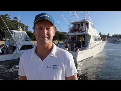 Martin Baum from Pantaenius Yacht Insurance