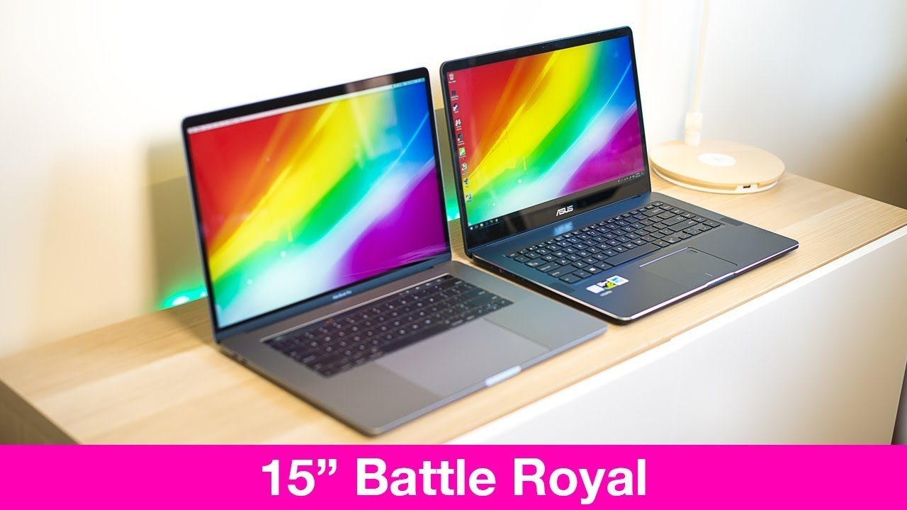 zenbook pro v macbook pro 15 which one is better review can it be the best 15 inch laptop early