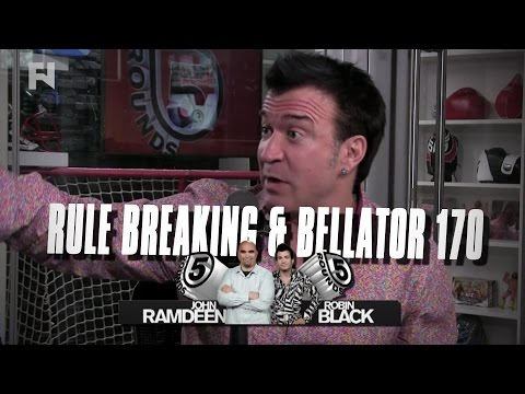 Rule Breaking, Bellator 170: Ortiz vs. Sonnen Preview | 5 Rounds - Full Show