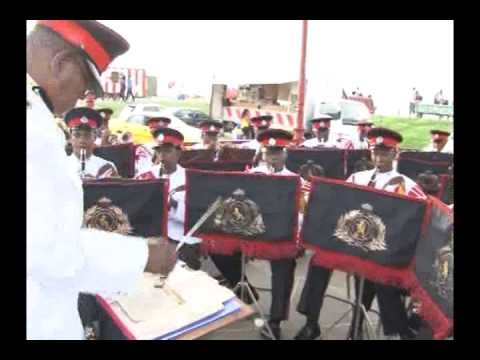 Guyana Police Force Military Band MS part 2