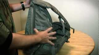 The Military Assault Pack: A Necessary Evil