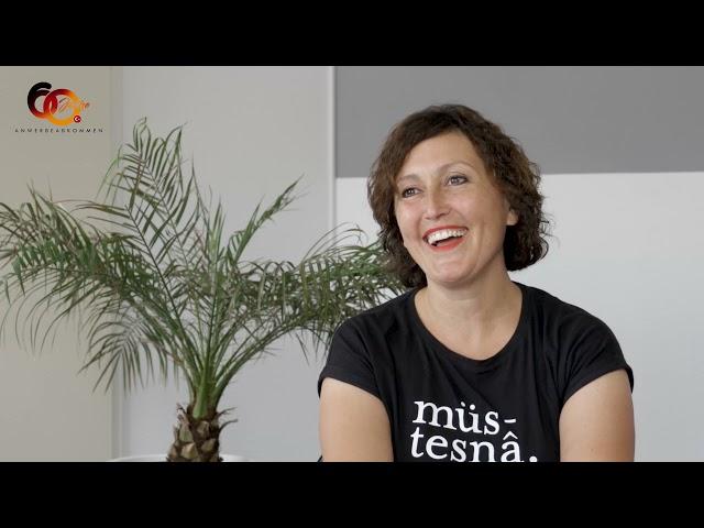 Yasemin Arpacı im Gespräch mit Nejdet Niflioğlu