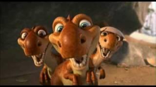 Дублированный трейлер к мультфильму ''Ледниковый период 3   Эра динозавров''