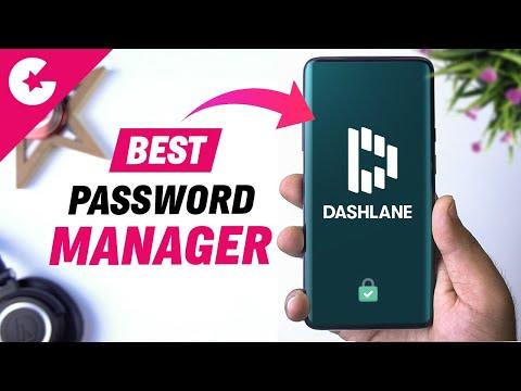 Best Password Manager App - Dashlane Review!