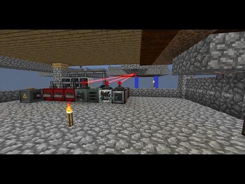 JaRyCu Plays Sky Factory 3 E18: Laser Powered Farming