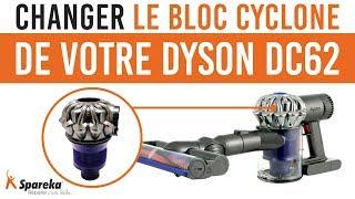 Comment changer le moteur de votre aspirateur Dyson DC62 ?