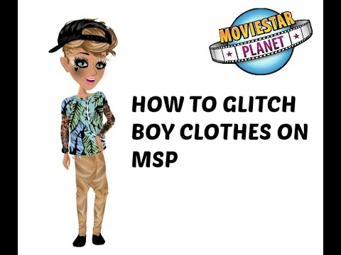 how to get free clothes on msp