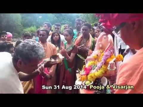 Ganesh Chaturthi 2014 Mare Tabac
