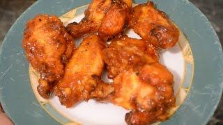 Китайские куриные крылышки. Ум отъешь