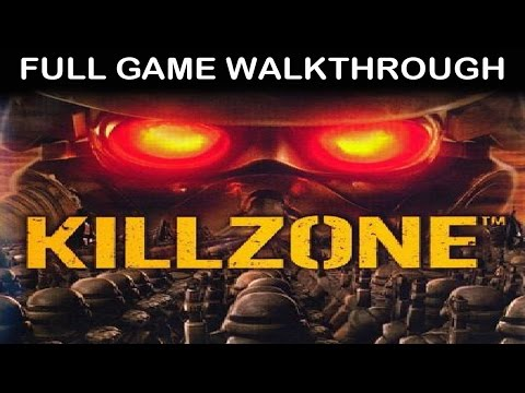 KILLZONE Full Game Walkthrough - No Commentary