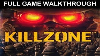 KILLZONE Full Game Walkthrough - No Commentary