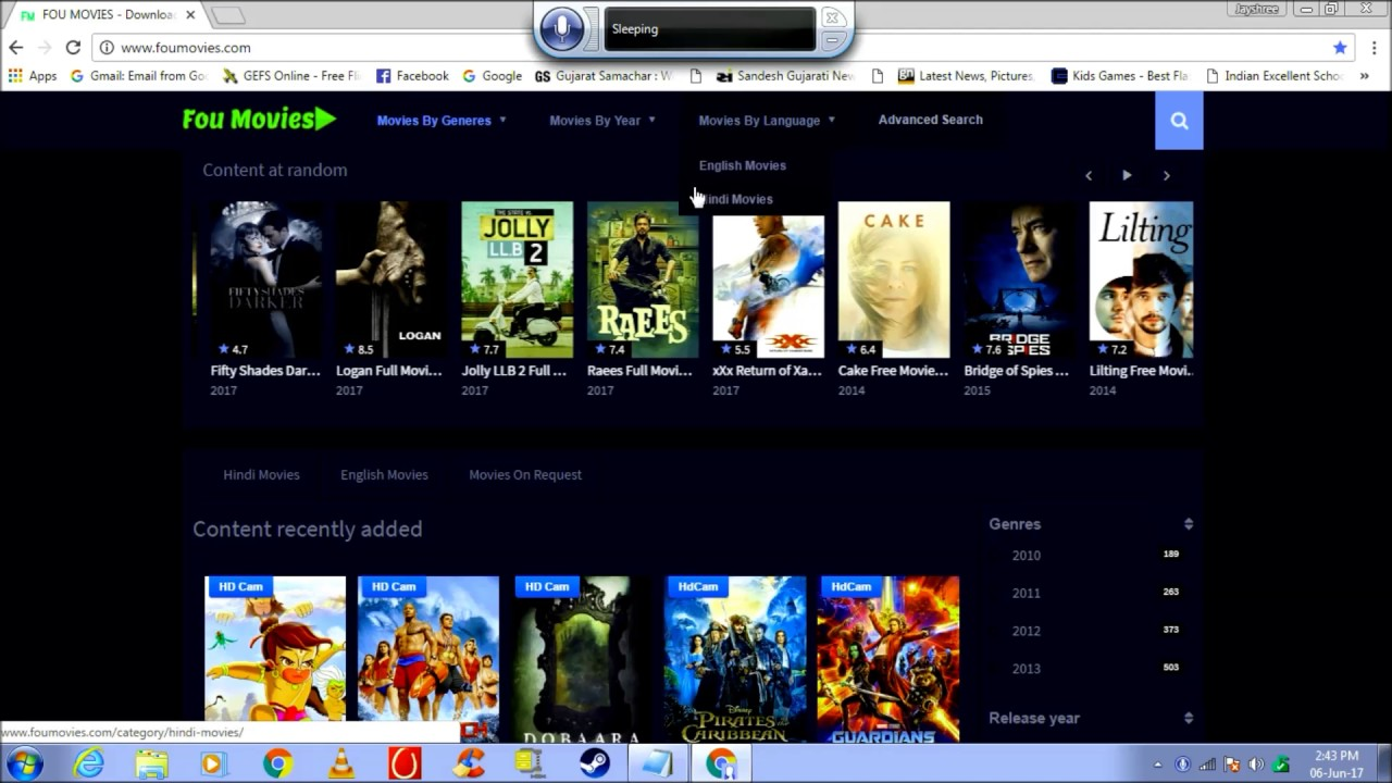 torrent movies download free site