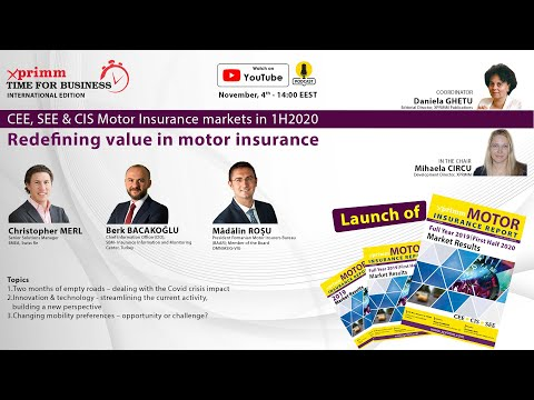 XPRIMM Time For Business: Redefining value in motor insurance