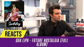 Baixar Producer Reacts to ENTIRE Dua Lipa Album - Future Nostalgia