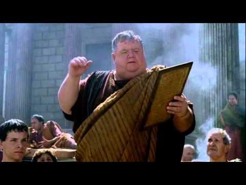 Rome Newsreader - Episode S02E01