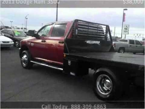 2011 Dodge Ram 3500 Used Cars Danville KY - YouTube