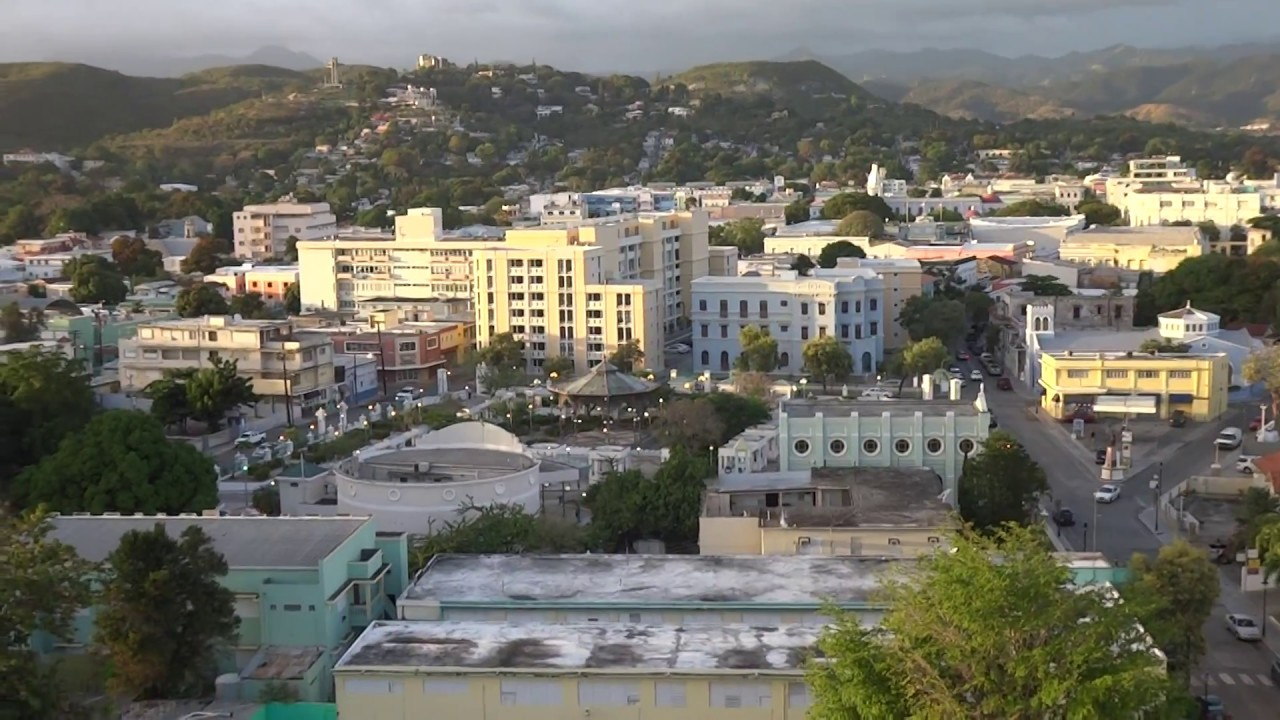 Ponce, Puerto Rico: Aerial View - YouTube