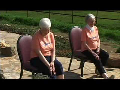 Chair Exercises For Seniors Dvd Australia Counter Height Chairs With Back Aerobics Home Decor Photos Gallery Grounded Senior Fitness Doovi Biokinesis