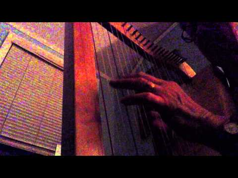 A musical gift for my friends -- a bit of healing harp (Down in Yon Forest)