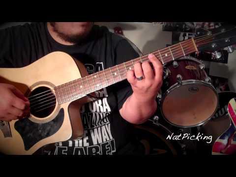 Ellie Goulding - Goodness Gracious *Guitar Tutorial*
